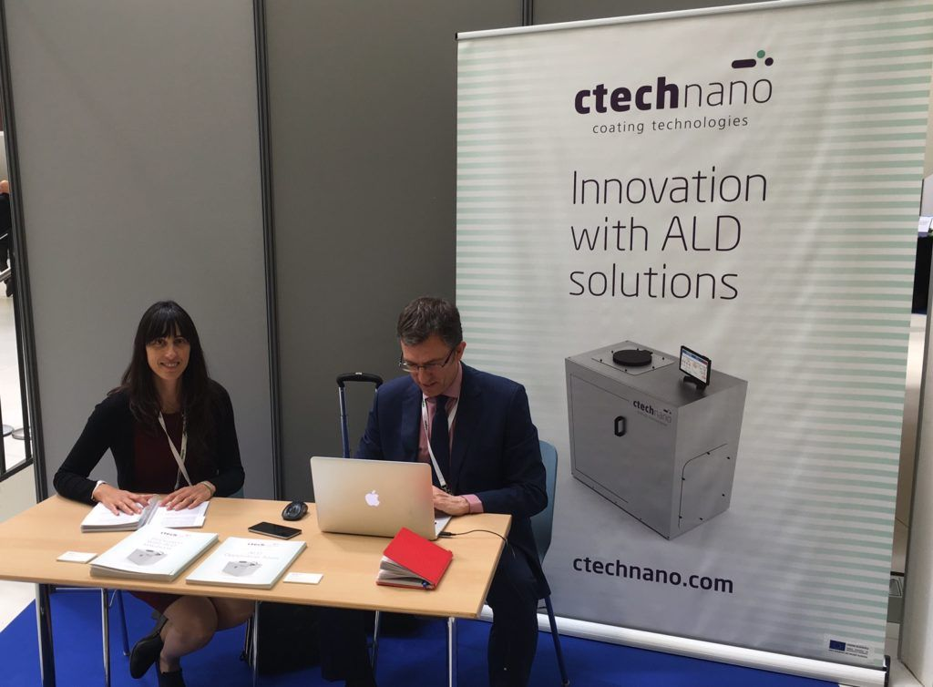 CTECHnano exhibiting at the EMRS 2017 SPRING MEETING