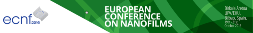 european conference on nanofilms logo