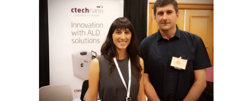 CTECHnano Attends ALD2017 Conference in Denver