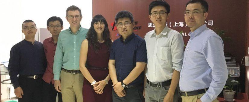 CTECHNANO EXPLORES CHINESE MARKET