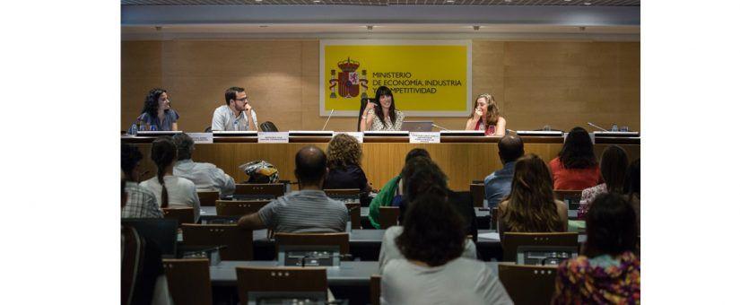Invited presentation of the Scientific Director of CTECHnano,  MERCEDES VILA JUÁREZ.