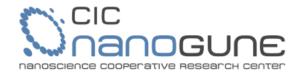 cic nanogune logo
