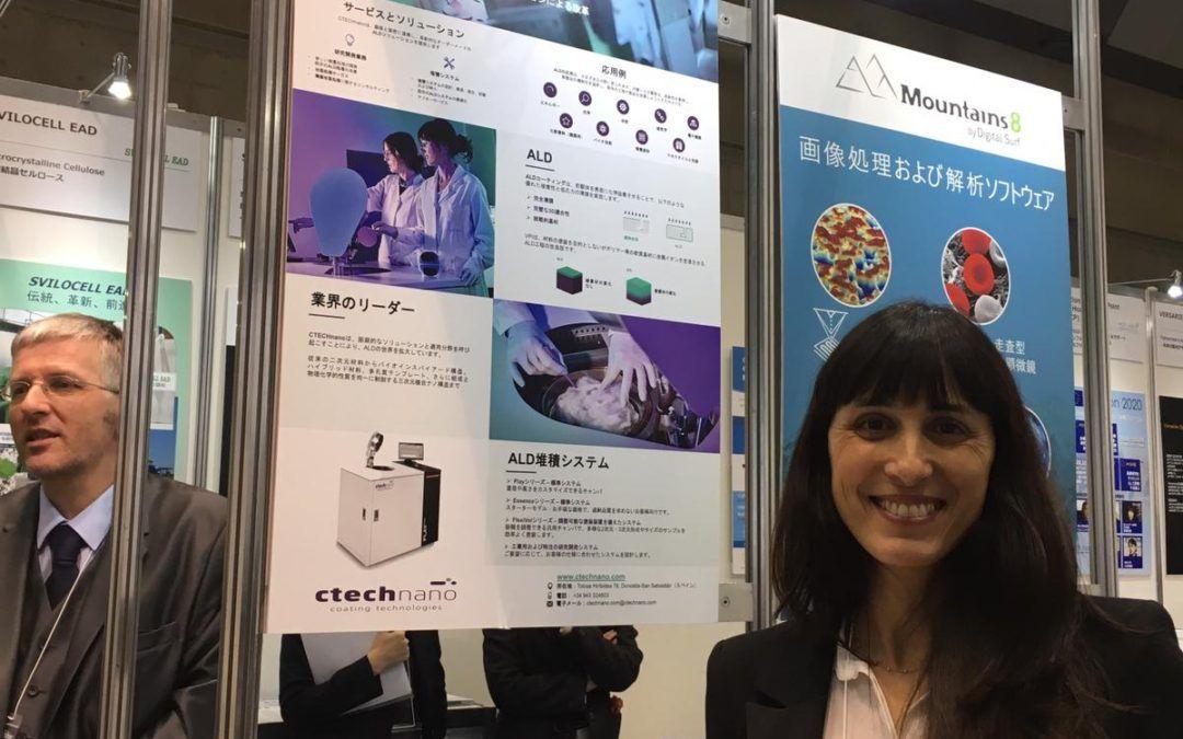 CTECHnano in the EU-Japan Centre!